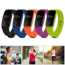 Smart Bracelet OLED Pedometer Wristband Bluetooth Watch Activity Fitness Tracker