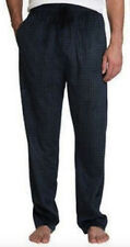 Nautica Men's SINGLE Soft Suede Fleece Pajama Pants Bottoms Select size/ color