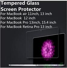 Tempered Glass Screen Protector For MacBook Pro Air 11 12 13 For Retina Pro 15.4