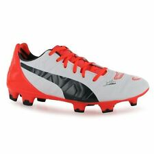 Puma Mens Gents Evopower 2.2 FG Football Boots Studs Laces Fastened Footwear