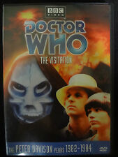 classic DOCTOR WHO The Visitation DVD story 120 Peter Davison