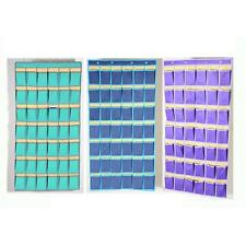 42 Pockets Wall Door Hanging Cellphone Holder Organizer Storage Bag Case