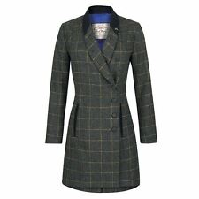 Jack Murphy Ladies Ren Tweed Coat Roll Collar Sports Wear Horse Riding Clothing