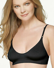 Wacoal B-Smooth Bralette Non Wired Bra Top 835175 Black * New Lingerie