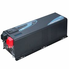 6000w Peak 18000w Pure Sine Wave Inverter Charger 24V Or 48VDC to 240VAC