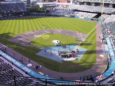 2 tickets Indians vs Angels Tuesday 7/25 Section 456 Row A - Front row!