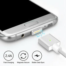 Magnetic Adapter Charger Cable charging Fast USB Cord Plug For Android Phone