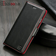 Luxury Flip Magnetic Leather Wallet Card Case Cover for Apple iPhone 7 6 6s Plus