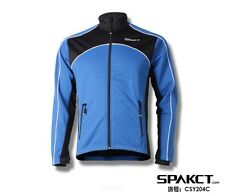Cycling Jacket Fleece Thermal Jersey - Spakct - Brand New