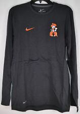 Nike Men's Oklahoma State Cowboys, DriFit Long Sleeve T-shirt, Black