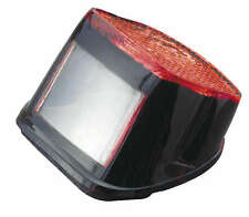 Biker's Choice Blacked-out Taillight Lens 601602 74683 BLACKED OUT TAIL LIGHT