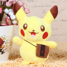 24cm Pokemon Pikachu Figure Soft Stuffed Plush Doll Kids Children Baby Toys Gift