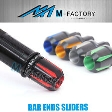 Tforce CNC Bar Ends Sliders Fit Kawasaki VERSYS 650 07-16