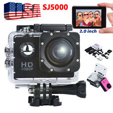 Full HD 1080P DV Recorder Car Waterproof Sports Camera Action Cam Camcorder USPS