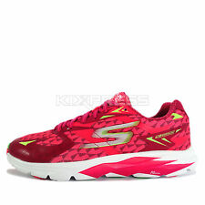 Skechers Go Run Ride 5 [13997HPGR] Running Hot Pink/Green