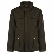 Regatta Ellingwood Jacket Mens Green Jackets Coats Outerwear