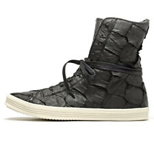 RICK OWENS MASTODON OFF-THE-RUNWAY Sneaker Black size 7 8 9 10 11 runner drkshdw