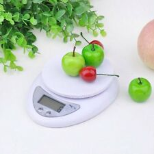 5kg 5000g/1g Digital Kitchen Food Diet Postal Scale Electronic Weight Balance NG