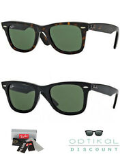 RAY BAN 2140 SUNGLASSES WAYFARER RB2140 ORIGINAL UNDER WARRANTY SUNGLASSES