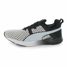 Puma Pulse XT Running Shoes Womens White/Black Run Fitness Trainers Sneakers