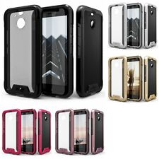 For HTC BOLT EVO 10 ZIZO ION Case Tempered Glass Tough Armor Hard Cover