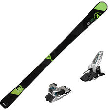 ROSSIGNOL EXPERIENCE 88 BASALT Skis w/ MARKER GRIFFON 13 Bindings New RADED02K