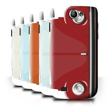 STUFF4 Back Case/Cover/Skin for Samsung Galaxy W/I8150/Retro Beetle