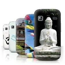 STUFF4 Back Case/Cover/Skin for Samsung Galaxy Gio/S5660/Inner Peace