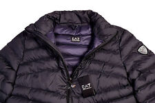 New Emporio Armani Down Padded Jacket top black colour winter fall 100% Genuine