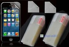 3X Matte Ultra Anti-glare or Clear Screen Film Protector For iPhone 5G 5  KJ