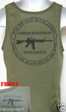 PRIVATE MILITARY CONTRACTOR/ OD GREEN/ MILITARY/ AFGHANISTAN COMBAT OPS/ NEW