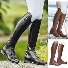 Mountain Horse Supreme High Rider Nappa Leather Comfort Riding Competition Boots