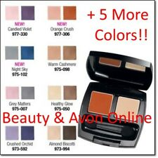 AVON TRUE COLOR EYESHADOW DUO - FULL SIZE