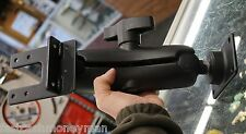 RAM D 101 MILITARY SURPLUS 2.25 BALL LONG ARM MONITOR MOUNT LMTV M998 M1078 M939