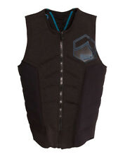 2017 Liquid Force Ghost Wakeboard Watersports Impact Vest S-XL, Black. 61348