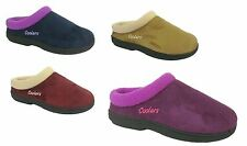 ladies coolers lightweight slippers mules slip on clog size 3 4 5 6 7 8