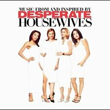 Desperate Housewives (CD, Sep-2005, Hollywood)  NISP