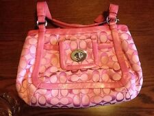 Coach Purse and Wallet Pink Never Used