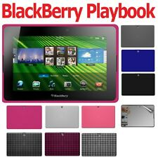 AMZER Jelly Skin Luxe Argyle + extra Case Screen Guard For BlackBerry PlayBook
