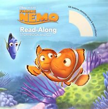Finding Nemo Read-Along Storybook [With CD (Audio)] (Read-Along Storybook and CD