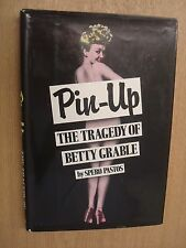 Pin-Up: The Tragedy of Betty Grable, Pastos, Spero, Putnam Pub Gr
