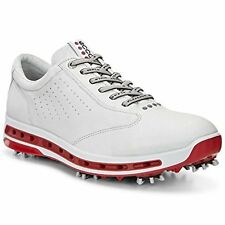 New 2017 Ecco Mens Golf Cool Golf Shoes Conrete All Sizes 41-47
