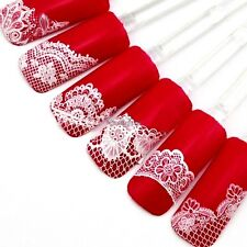 Nail Art Nail Stickers Lace Decals Manicure 24 Sheets Nail-painting C5
