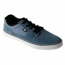 DC Tonik Skate Shoes Mens Blue/White Trainers Sneakers