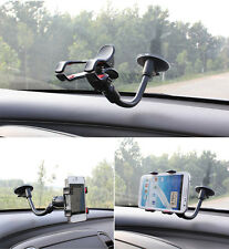 360 Soft Tube Windscreen In Car Mount Holder Cradle For Nokia Lumia Phones