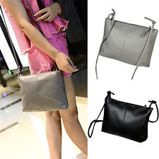 Fashion Women PU Leather Messenger Hobo Handbag Shoulder Bag Lady Tote Purse HOT