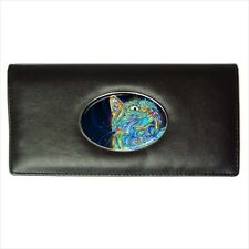 Trippy Hippy Cat Wallet & Long Wallet