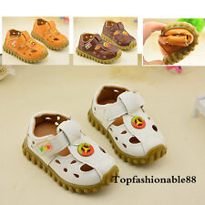 Hot Baby Boys Sandals Summer Shoes Toddler Boy Walking Shoes Sport Beach Shoes