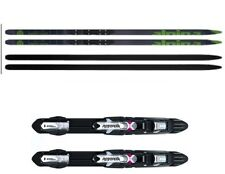 "NEW ALPINA ""AMBITION SKATE"" SKATING XC cross country SKIS/BINDINGS PACKAGE"