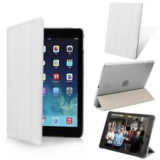 Tri-fold Ultra Slim Smart Cover PU Leather Stand Case for Apple iPad Air/5